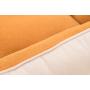 Матрас для животных GT Dreamer Mattress XL 110 x 65 x 20 см Бежевый с белым