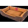 Матрас для животных GT Dreamer Mattress XL 110 x 65 x 20 см Бежевый с коричневым