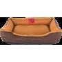 Лежак GT Dreamer Kit Pine M 78 x 54 x 12 см (Beige-Brown)
