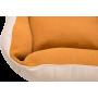 Лежак GT Dreamer Kit Pine L 98 x 64 x 15 см (Beige-White)