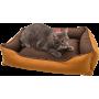 Матрас для животных GT Dreamer Mattress XL 110 x 65 x 20 см Коричневый с бежевым