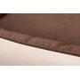 Лежак GT Dreamer Kit Pine XXL 128 x 84 x 16 см (Brown-White)