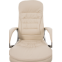Офисное кресло GT Racer Business X-2873-1 Cream