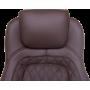 Oфисное кресло GT Racer X-2972 Chocolate
