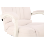 Oфисное кресло GT Racer X-2976 Footrest White