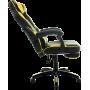 Геймерское кресло GT Racer X-2749-1 Black/Yellow