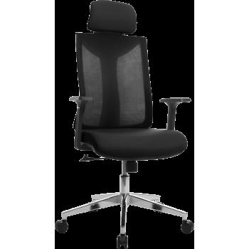 Офисное кресло GT Racer B-0070 Black