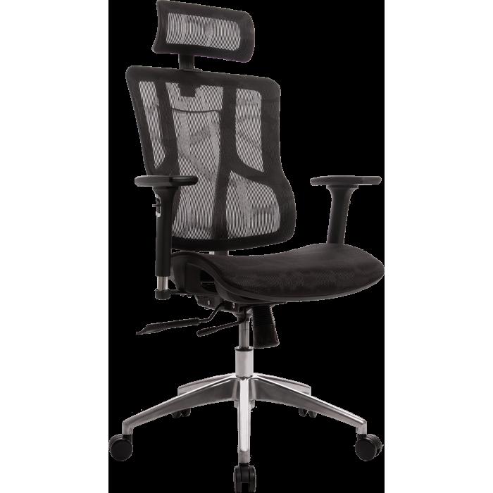 Офисное кресло GT Racer B-228A Black