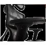Офисное кресло GT Racer B-237A Black