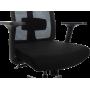 Офисное кресло GT Racer B-8001A Black
