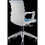Офисное кресло GT Racer B-8002CB Blue