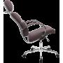Офисное кресло GT Racer B-8855A Brown