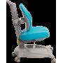 Детское кресло GT Racer C-1015 Orthopedic Blue