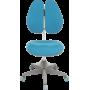 Детское кресло GT Racer C-1234 Orthopedic Dark Blue