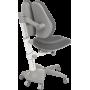 Детское кресло GT Racer C-1234 Orthopedic Gray