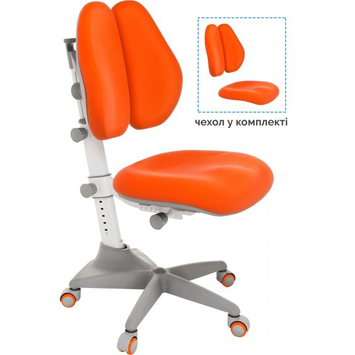 Детское кресло GT Racer C-1234 Orthopedic Orange
