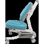 Детское кресло GT Racer C-1235 Orthopedic Blue