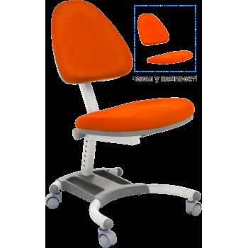 Детское кресло GT Racer C-1235 Orthopedic Orange