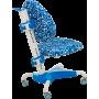 Детское кресло GT Racer C-1238 Orthopedic Blue