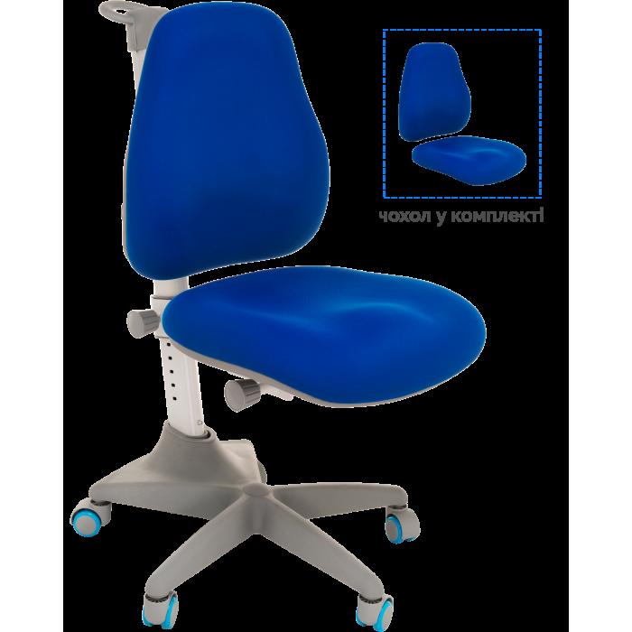 Детское кресло GT Racer C-1240A Orthopedic Dark Blue