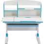 Парта GT Racer DS-1603 Blue