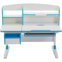 Парта GT Racer DS-1703 Blue