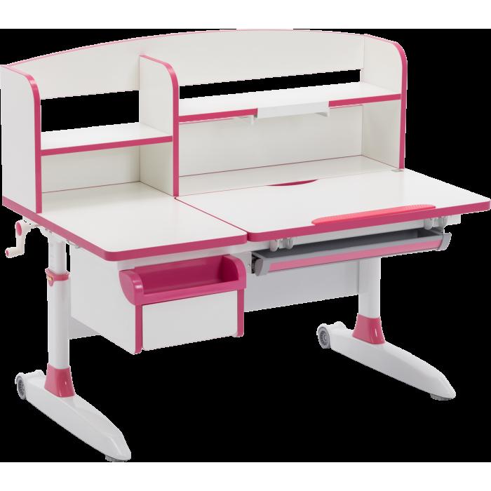 Парта GT Racer DS-1703 Pink