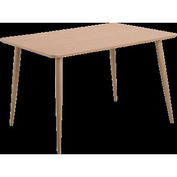 Стол GT DT15045 (120x80x76) Burlywood