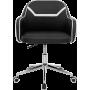 Офисное кресло GT Racer H-8042 Black/White