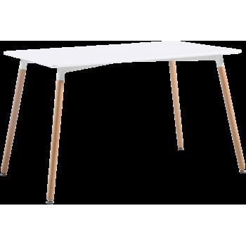 Стол GT K-6004 (120*80*7) White