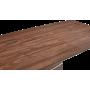 Стол GT K-6112 (140-180*80*76) Walnut