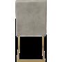 Стул GT KY8776 Gray/Bronzing