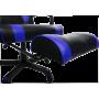 Геймерское кресло GT RACER M-2643 Black/Blue