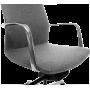 Офисное кресло GT Racer X-004A13 FABRIC Gray