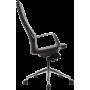 Офисное кресло GT Racer X-004A13 LEATHER Dark Brown