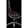 Офисное кресло GT Racer X-005A LEATHER Black