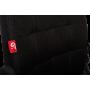 Офисное кресло GT Racer X-025 Fabric Black