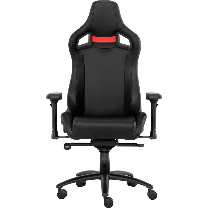 Геймерское кресло GT Racer X-0714 Black/Red