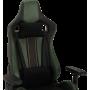 Геймерское кресло GT Racer X-0715 Black/Dark Green