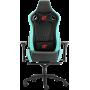 Геймерское кресло GT Racer X-0718 Black/Mint