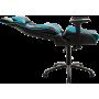 Геймерское кресло GT Racer X-0719 Black/Light Blue
