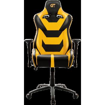 Геймерское кресло GT Racer X-0719 Black/Yellow