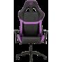 Геймерское кресло GT Racer X-0720 Black/Purple