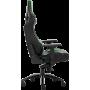 Геймерское кресло GT RACER X-0814 Black/Dark Green