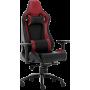 Геймерское кресло GT RACER X-0814 Black/Wine Red