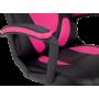 Геймерское кресло GT Racer X-1414 Black/Pink (Kids)