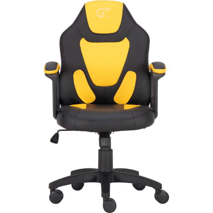 Геймерское кресло GT Racer X-1414 Black/Yellow (Kids)