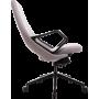 Офисное кресло GT Racer X-1805-1 FABRIC Light Gray