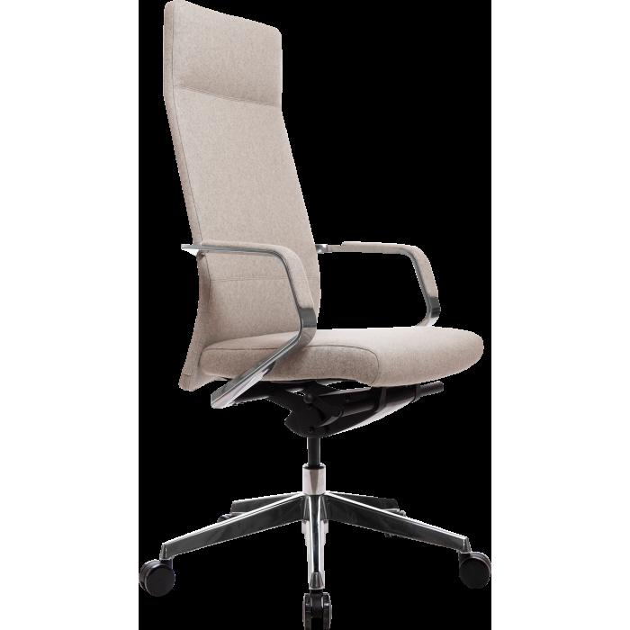 Офисное кресло GT Racer X-1811 FABRIC Light Gray