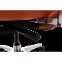 Офисное кресло GT Racer X-1920 Orange/Beige
